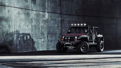 Omix Ada Jeep Wrangler 4k Wallpaper
