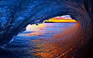 Wave Wallpaper High Resolution | www.pixshark.com - Images ...