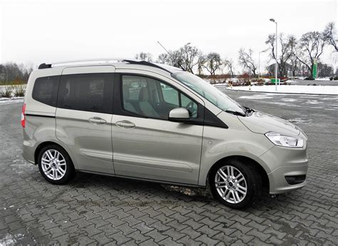 ford courier tourneo ford tourneo courier 1 6 tdci titanium namasce