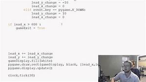 Pygame (Python Game Development) Tutorial - 12 ...