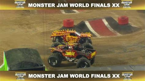 friday encore monster jam world finals xx  monster jam