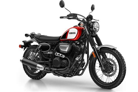 yamaha scr 950 top 5 retro motorcycles at the 2016 intermot honda bmw