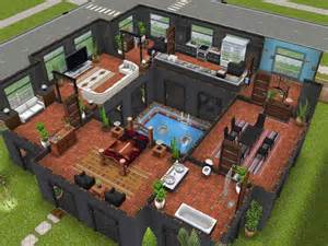 simple sims houses ideas 1000 images about sims freeplay on 2nd floor
