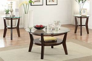 glass coffee table sets home design ideas With wood and glass coffee table sets
