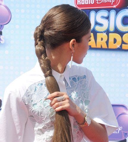 How To Hair by Hair Styles How To Zendaya