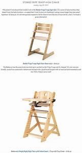 Stokke Tripp Trapp Höhe Verstellen : copy cat chic find stokke tripp trapp high chair vs keekaroo 39 s height right high chair baby ~ Markanthonyermac.com Haus und Dekorationen