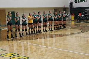 Glen Oaks volleyball gives Kalamazoo Valley a run in home ...