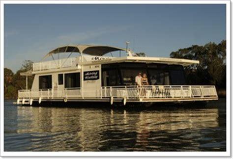 Panga Houseboat by Renmark Houseboats And Houseboat Hire