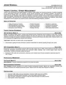 road traffic resume sle sle highway construction resume