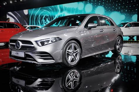 The question is if you want ready power or prodigious power. Mercedes-Benz A250 AMG Line, Malaysia 2018 - Autoworld.com.my