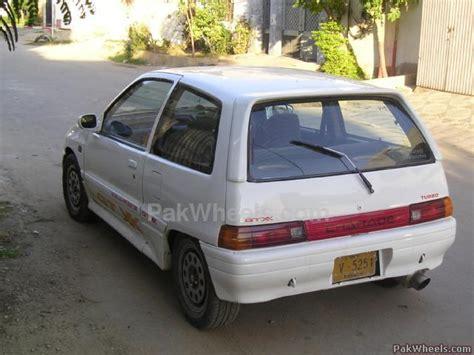 1990 Daihatsu Charade by Daihatsu Charade 1990 Of 7650 Member Ride 13046 Pakwheels