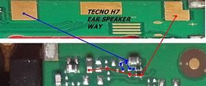 Tecno H7 Earpiece Solution Ear Speaker Problem Jumper Ways