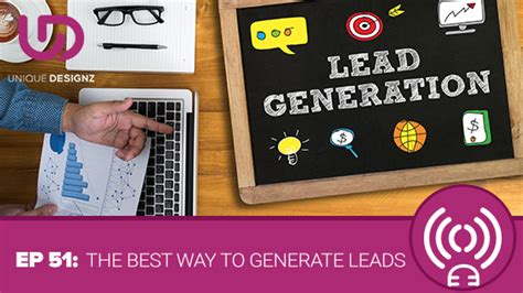 The Best Way To Generate Leads  Henry Kaminski Jr