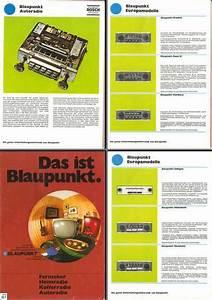 Blaupunkt Brochure 1968  D