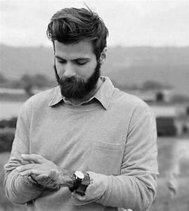 Dégradé Barbe Homme : coupe de cheveux mi long d grad homme ~ Melissatoandfro.com Idées de Décoration