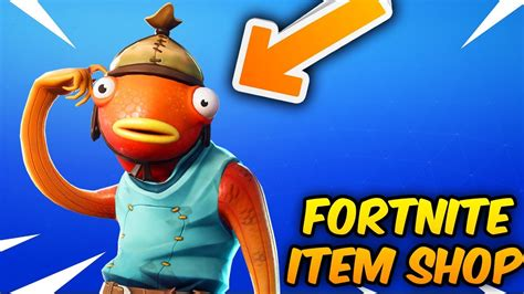 fishstick skin  fortnite battle royale fortnite
