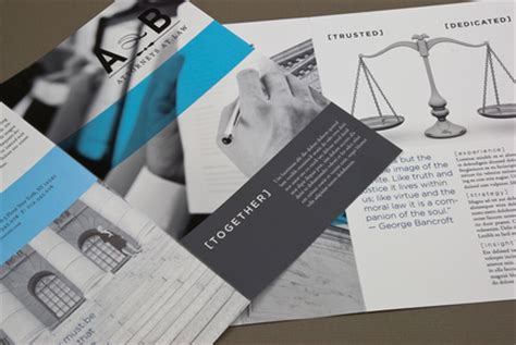 classic law firm brochure template inkd