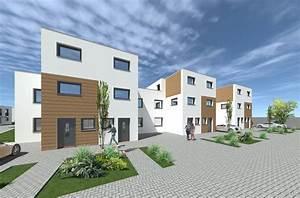 Wohnen Auf Zeit Bochum : bauprojekte bochum wohnquartier an der b rendorfer stra e in bau ~ Orissabook.com Haus und Dekorationen
