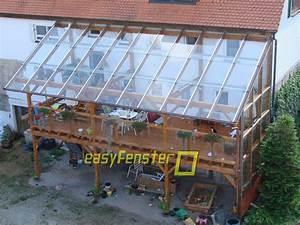 Glas Für Terrassendach : verlegeprofile verglasungsprofile f r wintergarten und ~ Whattoseeinmadrid.com Haus und Dekorationen