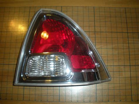 2007 ford fusion tail light 2007 ford fusion tail light rh 224 981 02 used ebay