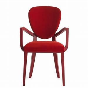 Chaise Fauteuil Avec Accoudoir : chaise avec accoudoir cammeo ~ Melissatoandfro.com Idées de Décoration
