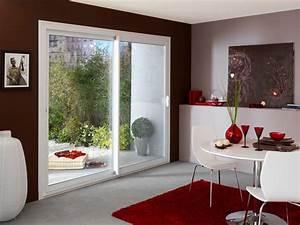 prix des baies vitrees 2018 travauxcom With porte d entrée alu avec ventilation forcée salle de bain