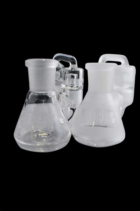 Huffy Dry Ash Catcher 14mm-18mm 45/90 Degree - All in One Smoke Shop