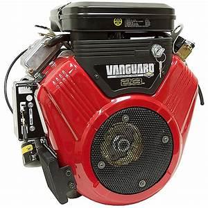 627cc 23 Hp Briggs  U0026 Stratton Vanguard Engine 386447