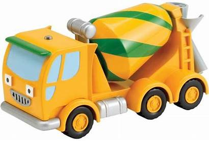 Builder Bob Tumbler Mixer Cement Toy Vehicles