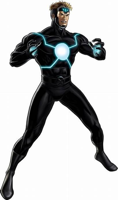 Havok Marvel Summers Alex Alexander Havoc Comics