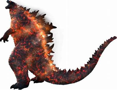 Godzilla Burning Deviantart Awesomeness360 King Mothra Transparent