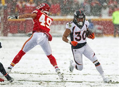 Denver Broncos vs. Kansas City Chiefs | Week 7 ...