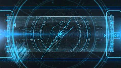hologram high tech logo opener pcgens studio youtube