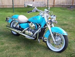 dunlop k555 wide white wall rear honda shadow forums shadow motorcycle forum whitewall