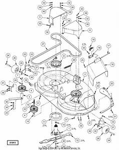 Dr Power 42 Inch Lawn Deck Parts Diagram For Mower Deck