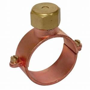 Collier De Fixation Plomberie : collier de mise la terre sur cuivre mutec france ~ Edinachiropracticcenter.com Idées de Décoration