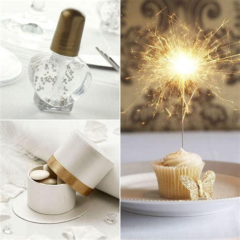 Oh So Elegant - Ivory & Gold Wedding Theme - Confetti.co.uk