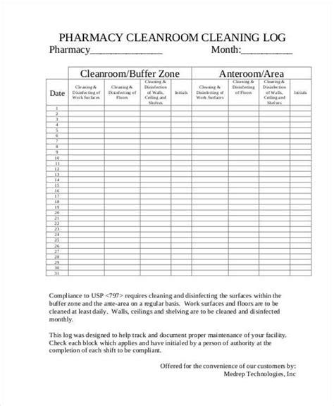 log sheet samples templates   ms word