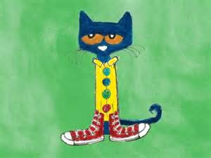 pete the cat groovy buttons ideas
