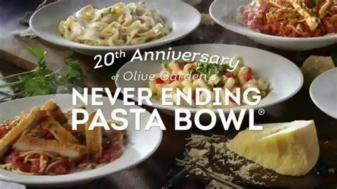 olive garden never ending pasta pasta tv commercials ispot tv