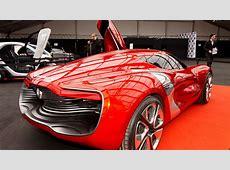 Wallpaper Renault DeZir, electric cars, Renault, concept
