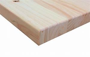 Table Plateau Bois : plateau de table en bois sur mesure ides ~ Teatrodelosmanantiales.com Idées de Décoration
