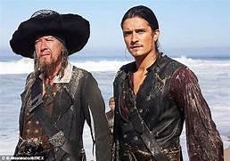 Johnny Depp  Penelope ...Orlando Bloom And Johnny Depp Look Alike