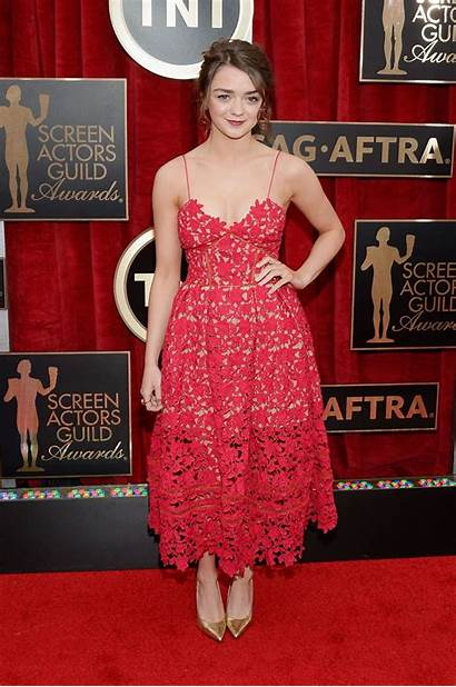 Maisie Williams Actors Guild Awards Screen Annual