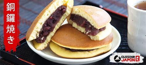 japonais cuisine dorayaki pancake japonais populaire cuisine japon