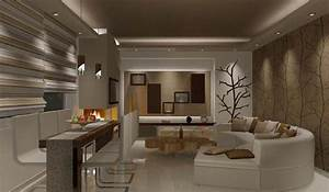 tree in the living room design by asia c With modern interior design living room 2015