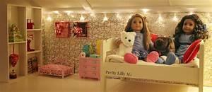 Simple american girl doll bedroom ideas GreenVirals Style