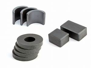 Ferrite magnets - Magma Magnetic Technologies