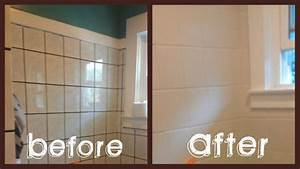 $500 Bathroom Makeover in 3 Days Diy tiles, Paint tiles and I am