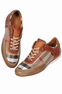 Gucci Shoe Size Chart Mens Designer Clothes Shoes Burberry Men 39 S Leather Sneaker